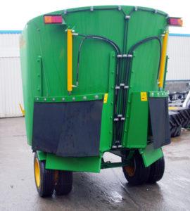2 rear doors option