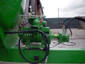 8000L hydraulic pump