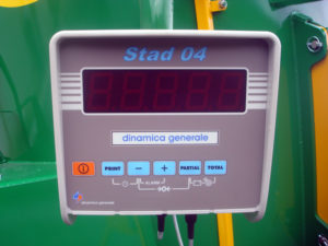 Reliable 4 point weighing system