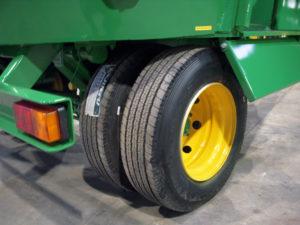 Twin Wheels